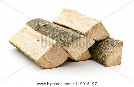 Logs Of Firewood.