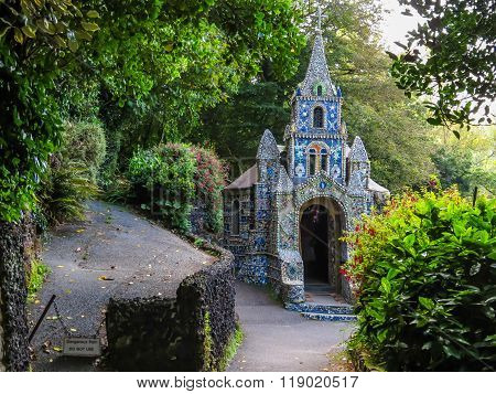 Little Chapel, Guernsey Island, Channel Islands