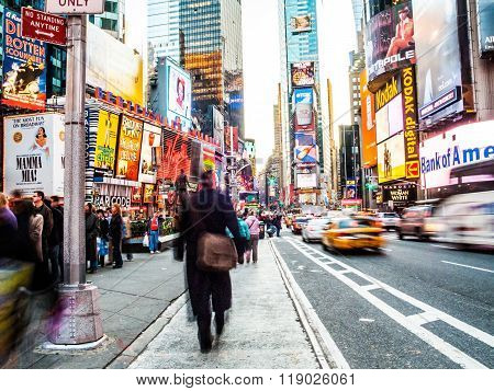 Classic Times Square