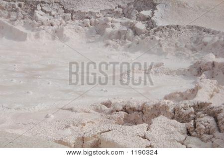 Bubbling Mud