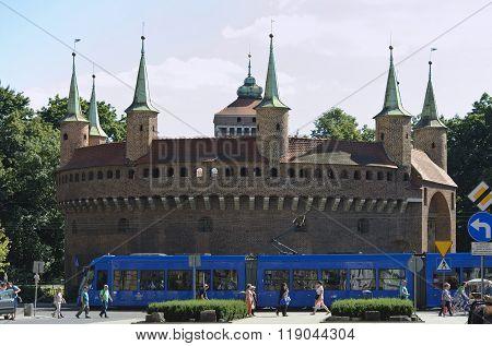 Krakow Barbiacan
