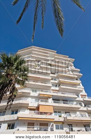 Typical Cala Mayor Highrise Residential
