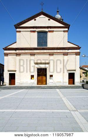 Church Venegono Italy The Old Terrace