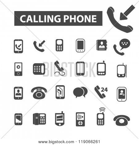 call icons, call logo, phone icons vector, phone flat illustration concept, phone infographics elements isolated on white background, phone  logo, phone symbols set, calling phone, contact us