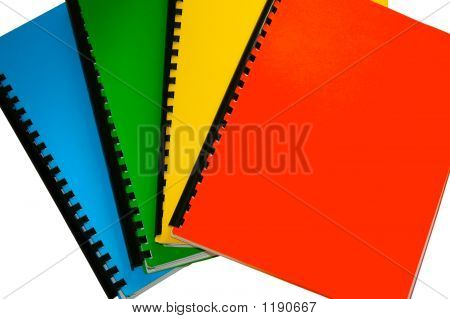 Bright Colored Book