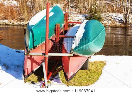 Canoes For Rental