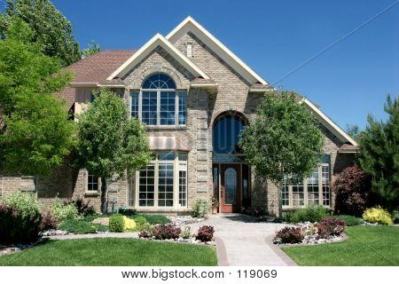 Casa de América moderna
