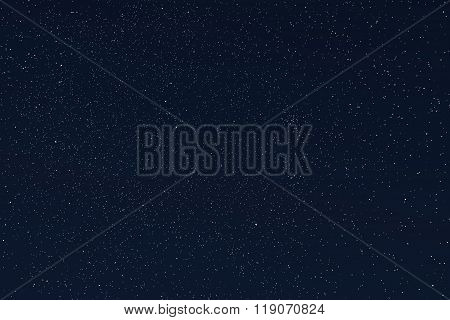 Million stars with constellations Draco, Bootes, Canes Venatici, Coma Berenices, Corona Borealis, He