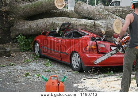 Chainsaw Rescue