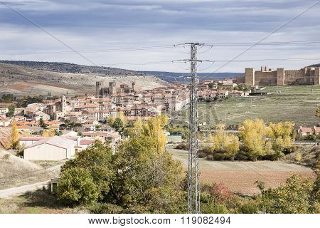 view of Siguenza city