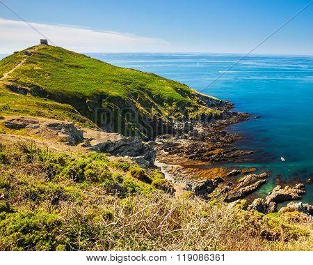 Rame Head Cornwall England