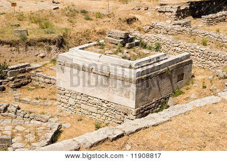 Cidade antiga de Tróia