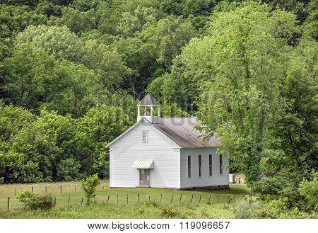 Rural Ohio Church