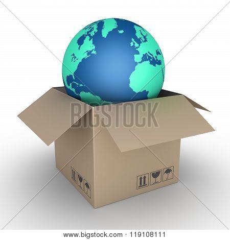 Shipment Of Globe