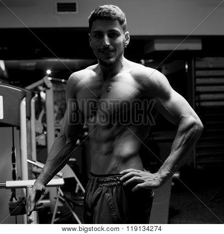 Athlete Man
