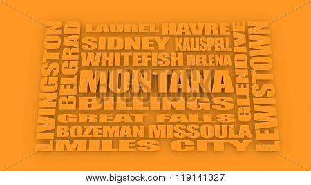 Montana State Cities List