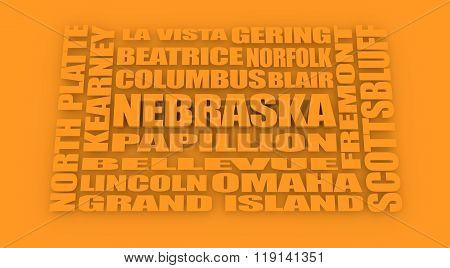 Nebraska State Cities List