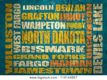 North Dakota State Cities List