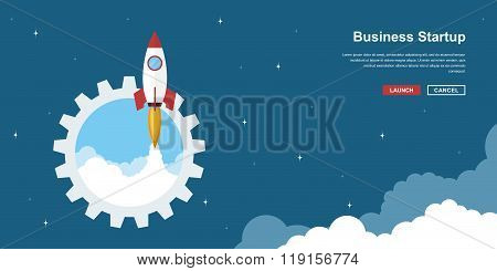 Business Startup Banner