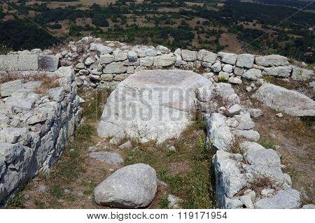 The historical complex Perperikon