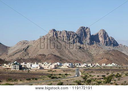 Village In Oman