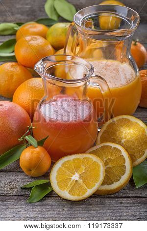 refreshing juice