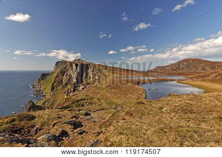 Norway, island Runde