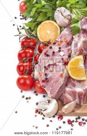 Pork neck