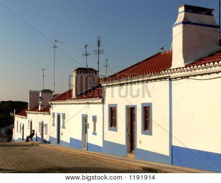 Portuguese Street A