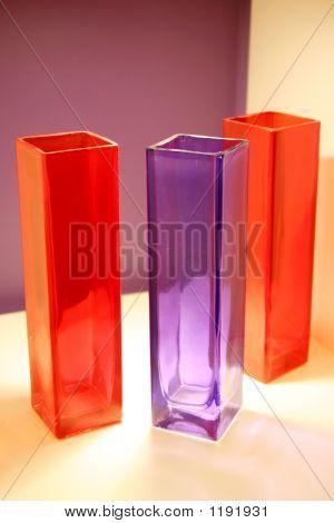 Colorfoul Vases