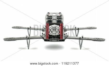 Carbon Fiber Quadrocopter Frame