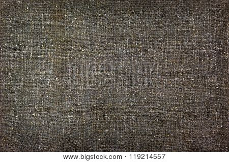 Burlap Texture For Background.