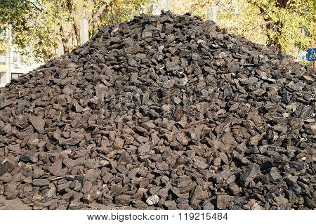 Coal Washed For Winter