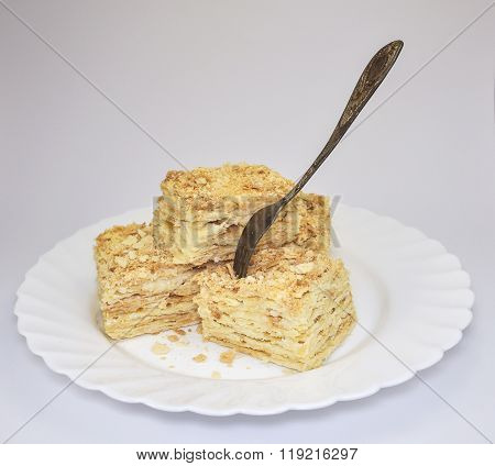 Slices Of Homemade Pie