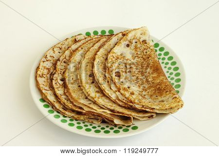 Roasted Delicious Pancakes