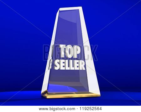 Top Seller Most Popular Choice Sales Demand Award