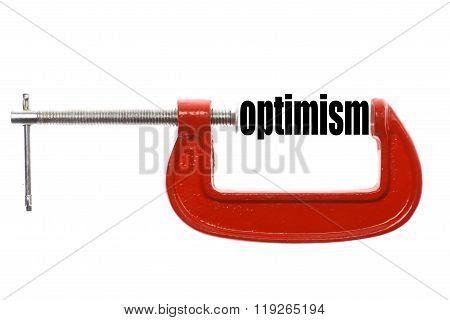 Compressed Optimism Concept