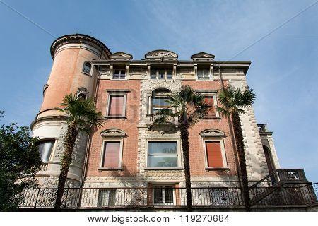 Villa Toeplitz, Varese.