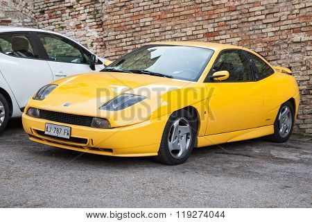 Fiat Coupe  Or Type 175 A Coupe Sports Car