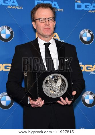 LOS ANGELES - FEB 06:  Tom McCarthy arrives to the Directors Guild Awards 2016  on February 06, 2016 in Century City, CA.