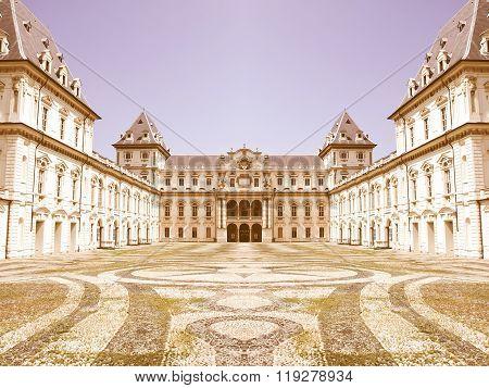 Castello Del Valentino Turin Vintage