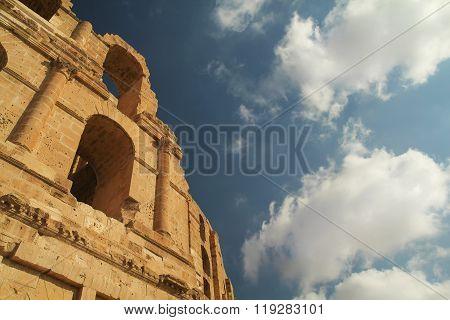 Tunisian Amphitheater