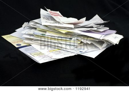 Bill And Receipts