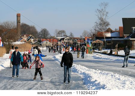 Typical Dutch winter picture Royalty Free Stock Photo Find Similar Get a Comp Save to Lightbox Typi
