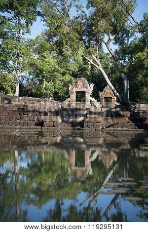 Thailand Isan Buri Ram Prasat Muang Tam