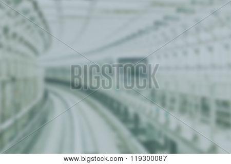 Blur Transport