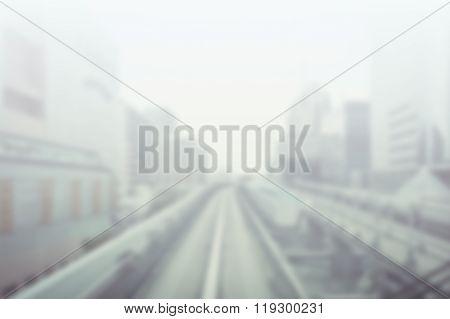 Blur Transportation Tracks