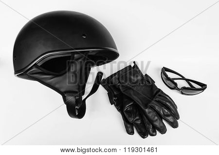 Motorcycle Riding Safety Gear