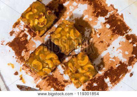 Coffee Caramel Cake