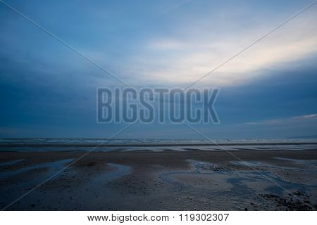 Camber Beach Clouds